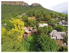Aerial view of Willinga Lodge