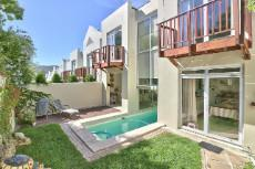 Garden and pool/low maitenance