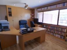 Fully fitted study