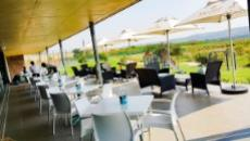 Restaurant at clubhouse