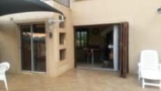 Unit 4 - Outside patio