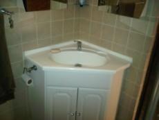 Unit 3 - Wash basin in bathroom