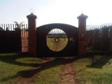 Units 2 and 3 - Electronic entrance gate