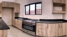 Kitchen with Elba Stove