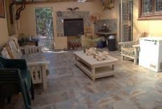 Indoor Braai area