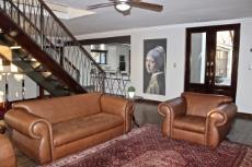 Open-plan lounge