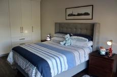 3rd Bedroom with built-in cupboards