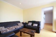 Lounge in flat