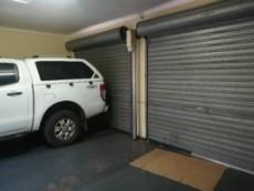 Double automated garages.
