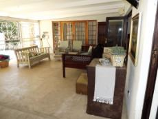 Patio/Stoep Undercover with stagger doors to living areas