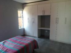 Three bedroom flat.