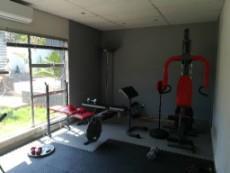 Gym or study.