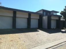 Four garages