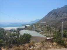 Vacant Land on Clarence drive in Rooi Els with beautiful mountain views