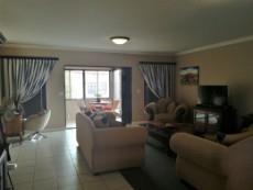 Open Living Area lead to braai area