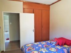 3rd Bedroom with built-in-cupboards
