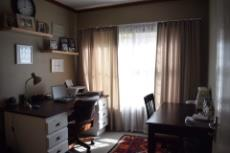 The third bedroom currently is used as a study.