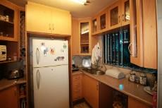 Space for dishwasher in kitchen