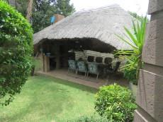 Boma front garden main house