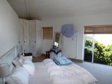 1st Floor: Main Bedr - with uninterrupted sea view to harbour, etc.