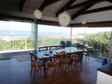 1st Floor:  Same Main Living Area  -  with uninterrupted sea view.