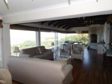 1st Floor: Same Main Living Area; uninterrupted sea view to our left.