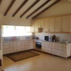 granite tops open plan kitchen