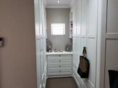 Main bedroom with walk-in-closet