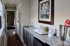 Kitchenette in master suite