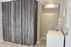 Nursery built-in cupboards