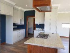 Space for double fridge and vegetable basin