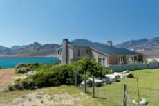 Almost on the rocks. House for sale in Pringle Bay!