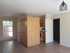Direct access from garages into unit and open plan kitchen