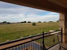 Exquisite view (180 degree) on the green belt area