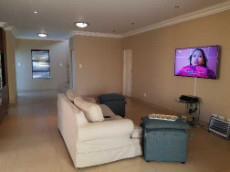 Open plan lounge area