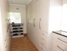 Dressing room for main bedroom