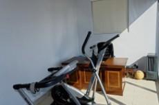 Gym/sun room next to main bedroom