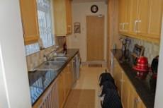 Separate scullery/laundry with access to garage