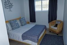 Bedroom 2 with built-in cupboards
