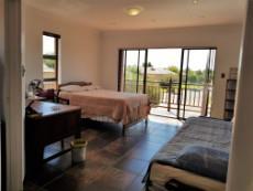 1st Floor: 4th Bedroom with sliding doors