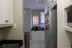 Kitchen from scullery