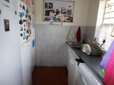 Scullery  -  accessed via Kitchen.