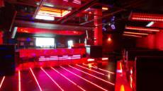 Bar dance area