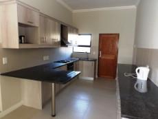 The beautiful Kitchen itself  -  open plan with Living & Dining Areas.