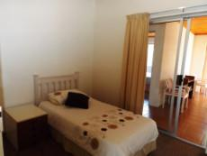 1st Floor: 3rd Bedr - accessing 3rd Living Area (via sliding door).