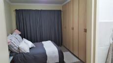 Main bedroom with built-in-cupboards