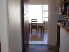 Passage towards living room