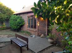 Garden and face brick