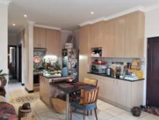 Practical kitchen with granite tops, breakfast nook, etc.