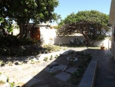 Part of Backyard  -  with out building (with shower, basin & toilet).